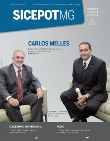 Edição Nº 36 - Sicepot-MG