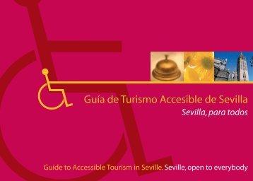 Guía son accesibles - Visita Sevilla