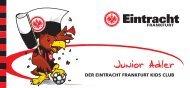 DER EINTRACHT FRANKFURT KIDS CLUB - Eintracht Frankfurt eV