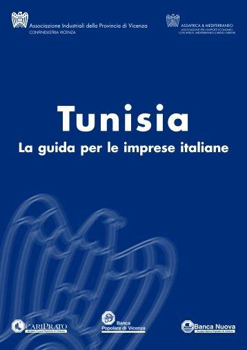 TUNISIA_La guida per le imprese italiane.pdf - Associazione ...