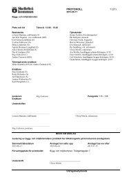 Bygg- och miljönämndens protokoll 2013-06-17 - Skellefteå kommun