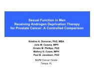 Sexual Function in Men Receiving Androgen Deprivation Therapy ...