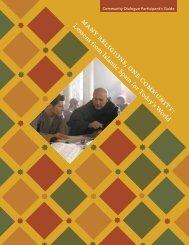 Community Dialogue Participant's Guide - 20000 Dialogues