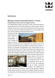 Download Article [PDF, 346 KB] - Warendorf Küchen