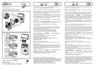 Manual Pax 900 fläkt