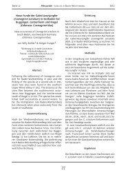 Neue Funde der Gabel-Azurjungfer (Coenagrion scitulum ... - INULA