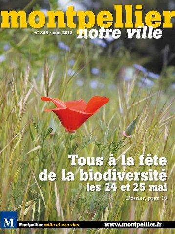 Montpellier notre ville • mai 2012 - Ird