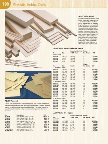 Fine Arts, Hobby, Crafts - Pages 198 to 219 - Home