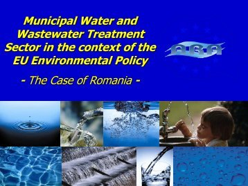 romanian water association