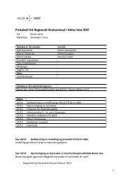 2013-04-04 Protokoll - Helse Vest