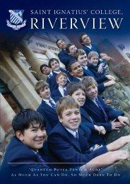 Saint ignatiuS' College, - The Australian Schools Directory