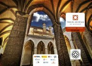 + Programa Teruel Mudéjar XXV Aniversario.