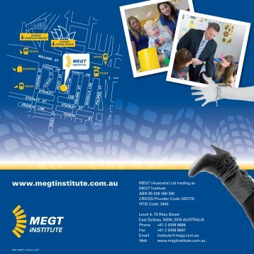 MEGT Institute - Information Planet