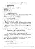 """Instytut Technologii Bezpieczeństwa """"MORATEX"""" Specyfikacja ... - Page 2"""