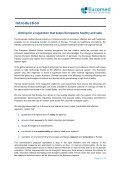 Eucomed position paper - MedTech Europe - Page 6