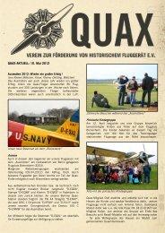 Quax-Mitgliederinformation Mai 2012.pdf - QUAX-Flieger