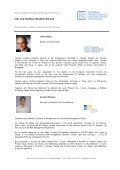 PAST AND PRESENT SPEAKER PROFILES - EVCA - Page 5