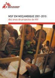 Leia o relatório na íntegra - Médicos Sem Fronteiras