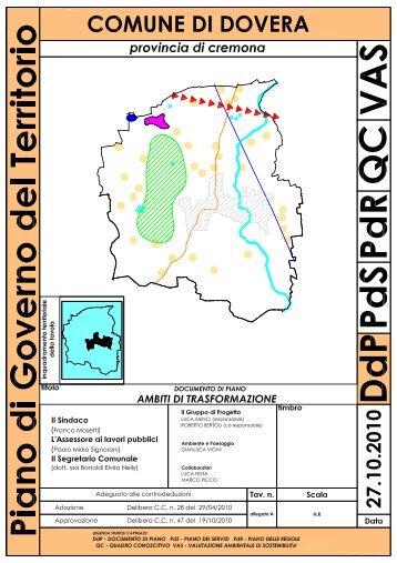 PGT_DDP\ALL_A_ambiti di trasformazione.pdf - Comune di Dovera