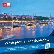Weserpromenade Schlachte - ICEC 2012