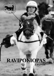 RAVIPONIOPAS - Hippos