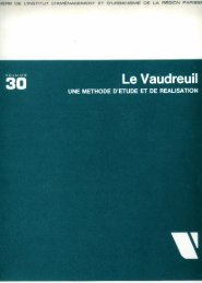30 Le Vaudreuil - Centre de documentation de l'urbanisme