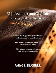 The King James Bible - Holy Bible Institute