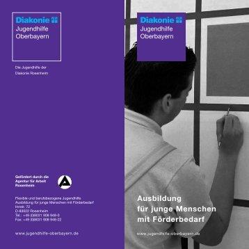Behindertensp. Ausbildung