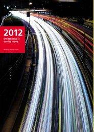 Annual Report 2012 - APG SGA