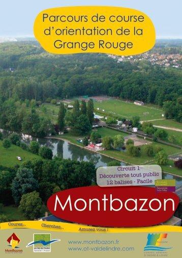 Parcours de course d'orientation de la Grange Rouge