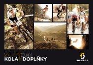 Katalog kola & doplňky 2011 - SCOTT Sport