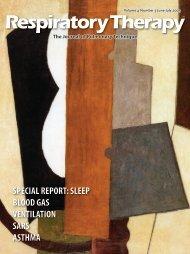 special report: sleep blood gas ventilation sars asthma - Respiratory ...