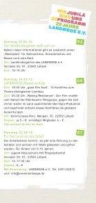 Verein zur Förderung der Ökologischen ... - bei Landwege - Page 5