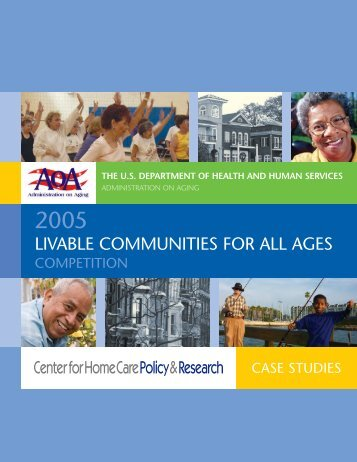 livable communities for all ages - Visiting Nurse Service of New York