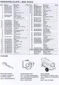 Master B70CE deleliste - Page 2