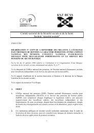 échange électronique données caractère personnel entre ONP ...