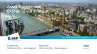 Aegon Asset Management - Executing our strategy