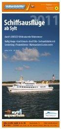 Schifisausflüge 2011 - Adler Schiffe