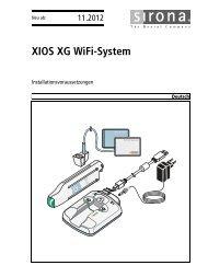6411180 BMDT XIOS XG WiFi DE.book - Sirona Support