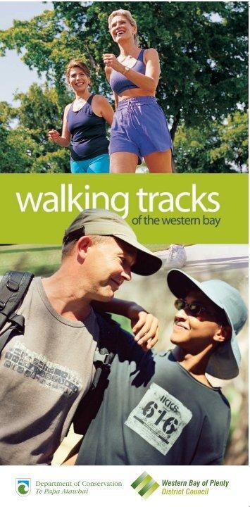 WBOPDC_walking tracks 08.indd - Western Bay of Plenty District ...