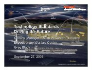 Technology Standards – Driving the Future Technology Standards ...