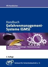 Gefahrenmanagement- Systeme (GMS) - Verband für ...