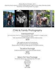 Child & Family Photography - Sandi Heinrich Photography