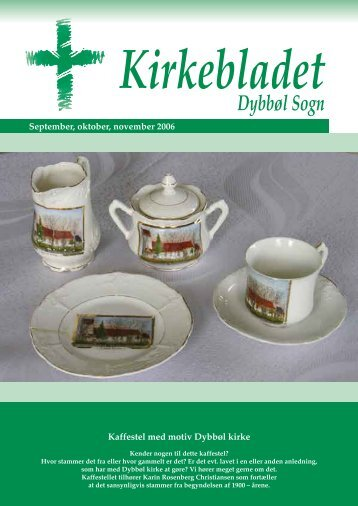 Kirkebladet september 2006 - Dybbøl Kirke