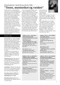 Kirkebladet september 2006 - Dybbøl Kirke - Page 3