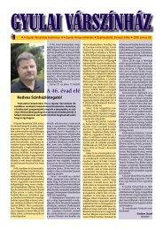 PDF dokumentum (1684 KByte) - Gyulai Hírlap