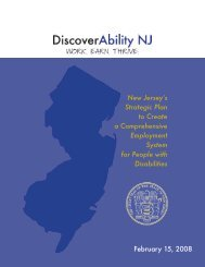 DiscoverAbility - State of New Jersey