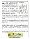 Holy Ramadan Guide - Ezsoftech.com - Page 4