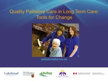 AKE PowerPoint Presentation - Quality Palliative Care in Long Term ...