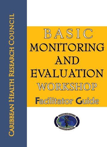 Download Basic M&E Facilitator's Guide - CHRC